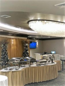 Banquet Catering Setup